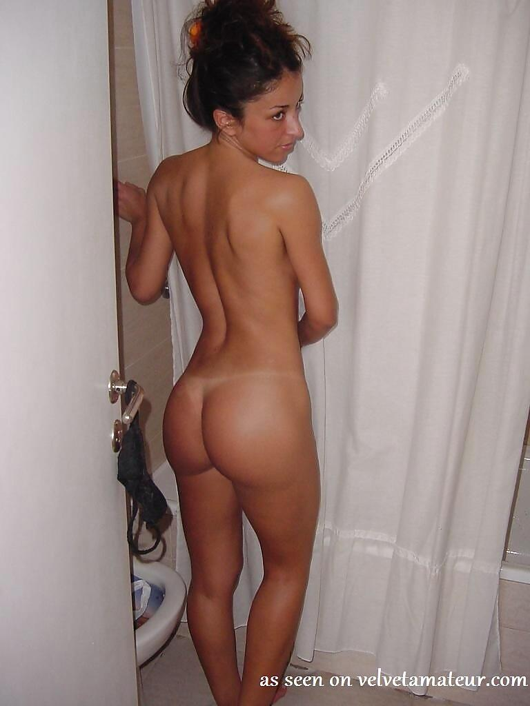shower with sister