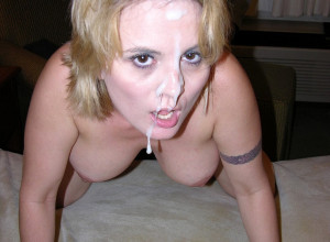 Mom had just sucked my cock until I came all over face.