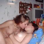 kissing led to fingering